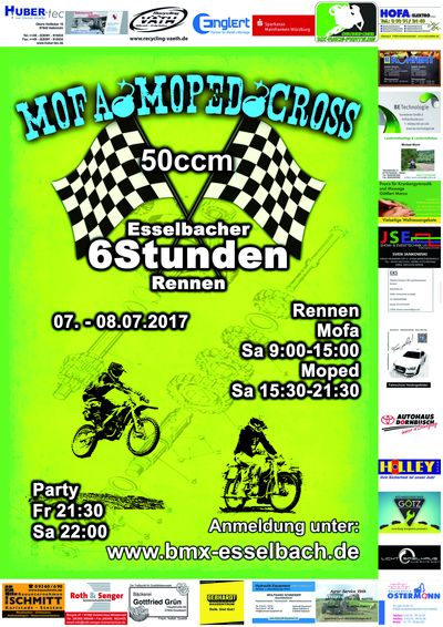 Mofa/Moped Cross 2017